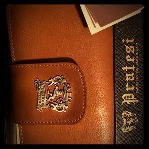 COPY - Clutch Wallet Leather- Wristlet